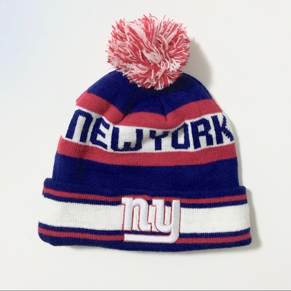 cb7803f297a NY GIANTS Beanie. M 5be57126c6177701752220a6. Other Accessories ...